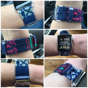 Give Your Watch a New Look With a Nyloon Apple Watch Band